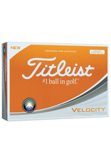 Titleist Titleist Velocity Matte Orange 3D Z