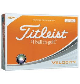 Titleist Titleist Velocity Matte Orange 3D Z