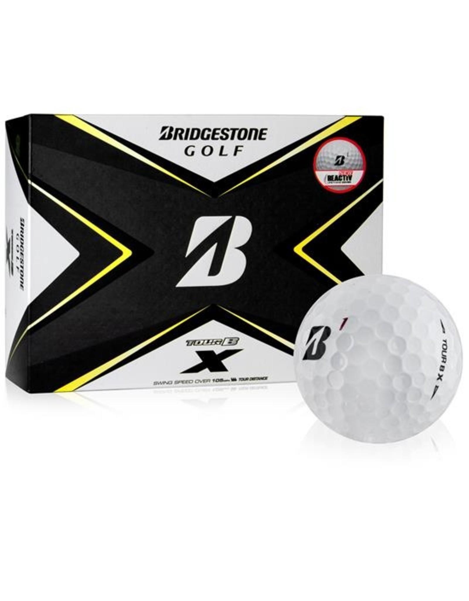 Bridgestone Bridgestone Tour B X Dozen Balls