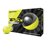 TaylorMade Taylormade TP5X Yellow Dozen