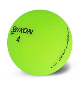 Srixon Srixon Soft Feel Logo Balls Dozen (Colours)