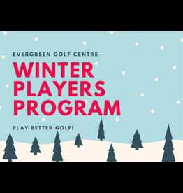 Winter Players Program Novice Session 1