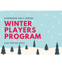 Winter Players Program Intermediate Session 1