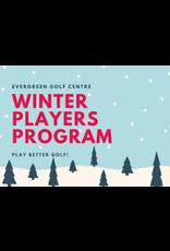 Winter Players Program Tournament Session 1