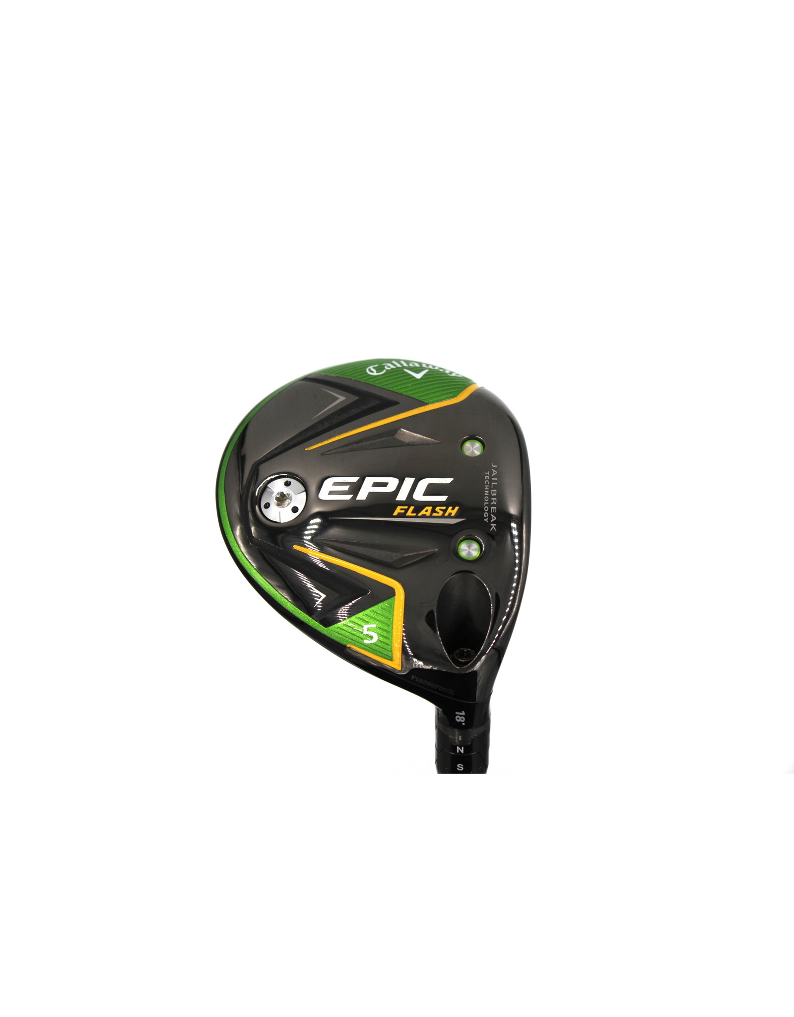 Callaway Callaway Epic Flash 5 Fwy Used RH Stiff