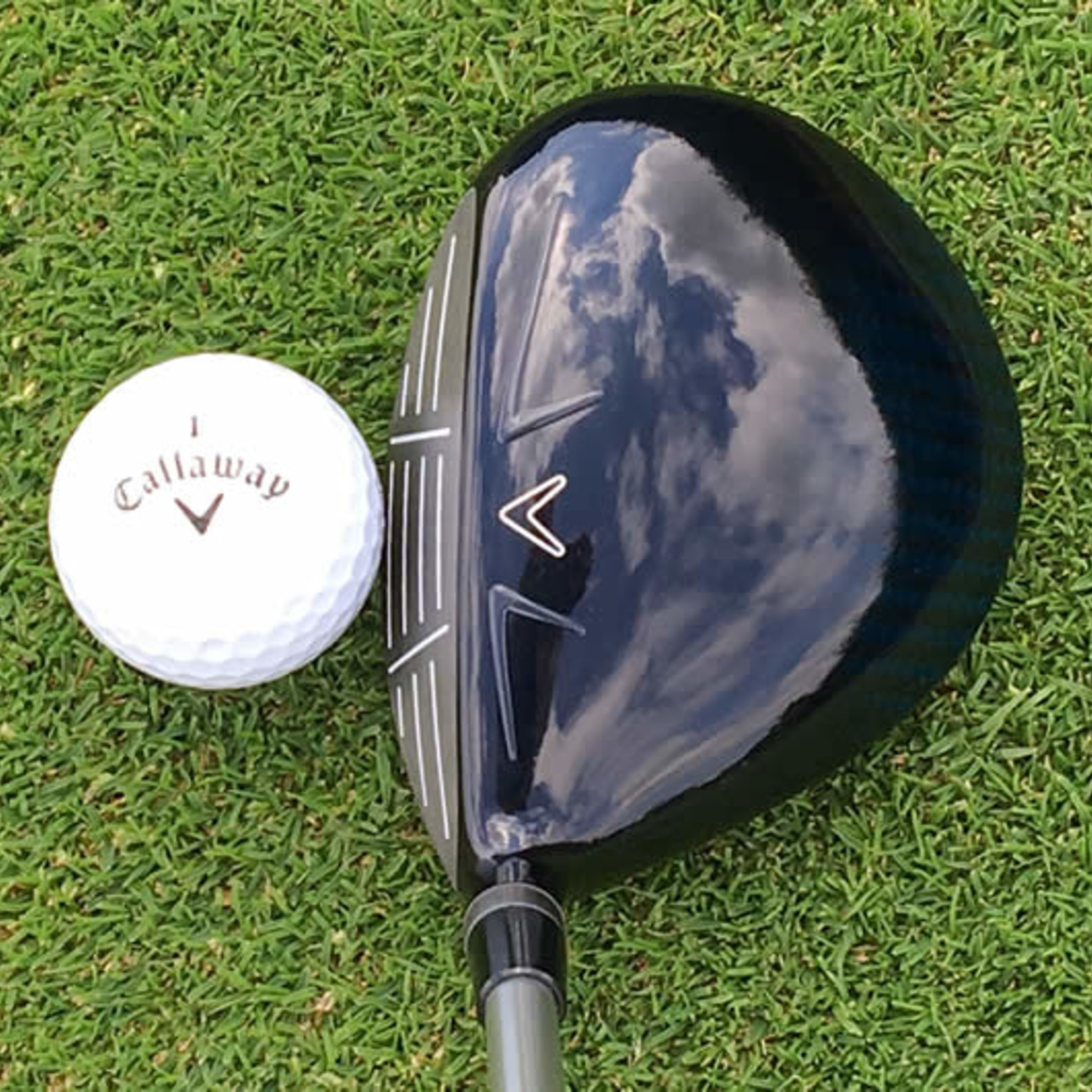 Callaway Callaway XR FWY Fitting DEMO