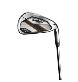 Callaway Callaway Mavrik Irons 5-PW STL REG Mens Right Hand