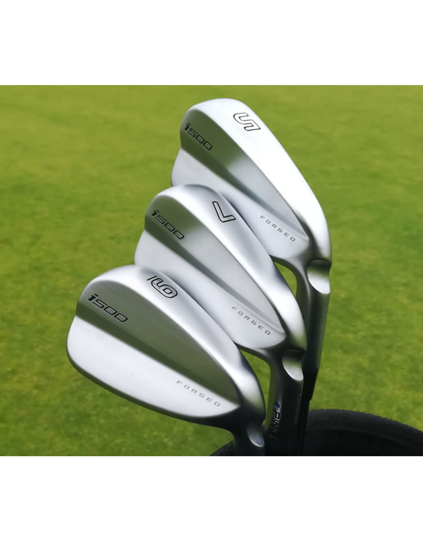 Ping Ping I500 Irons 5-PW Right Handed Stiff