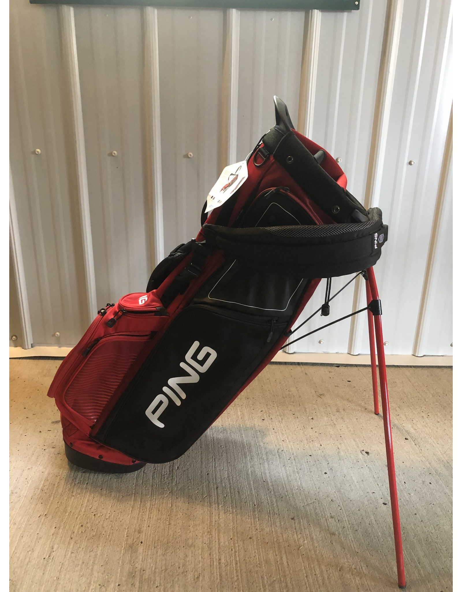 Ping Ping Hoofer 154 Double Strap Bag