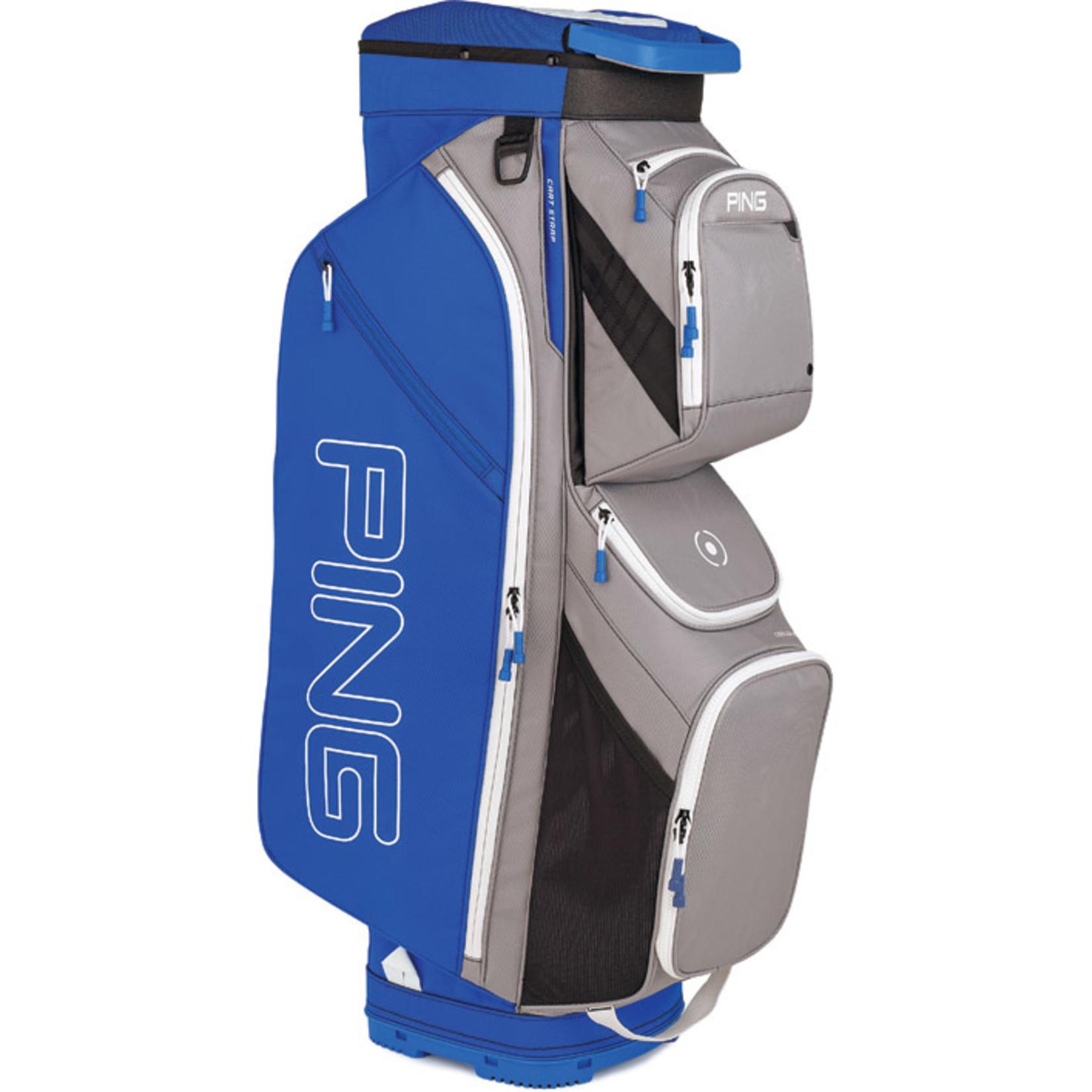 Ping Ping Traverse 191 Cart Bag 20'