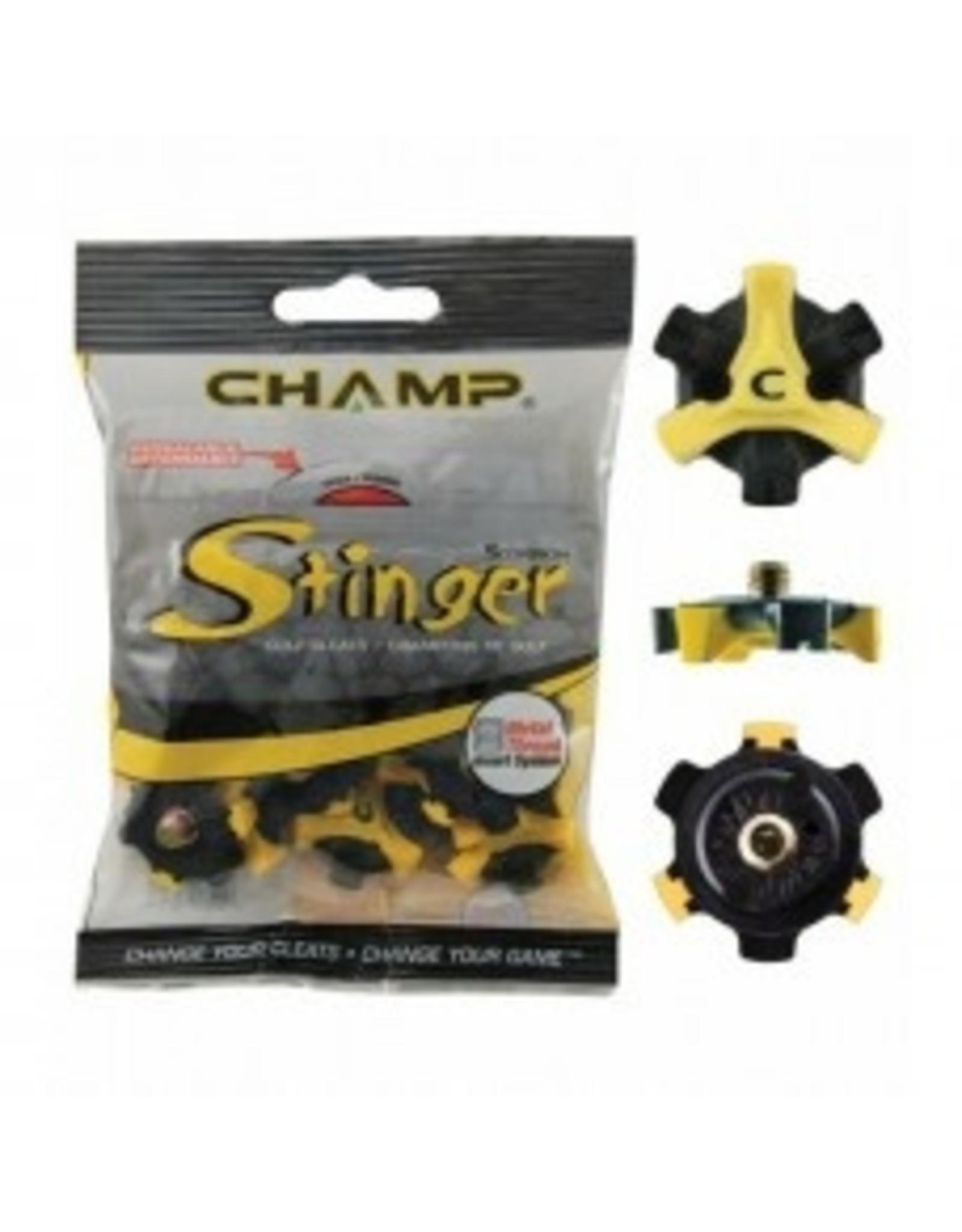 Champ Champs Scorpion Spikes - Metal Thread