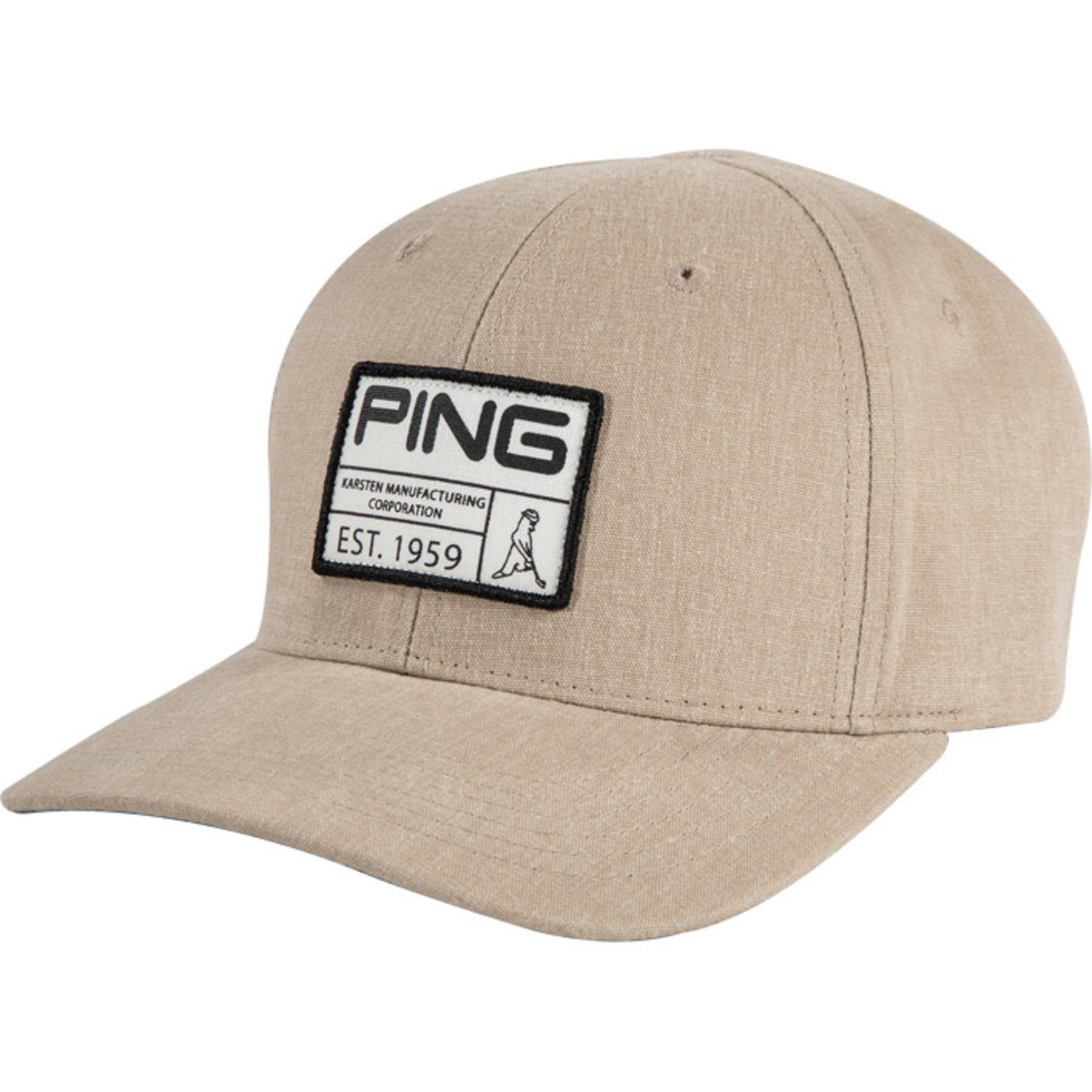Ping Ping Vintage Cap