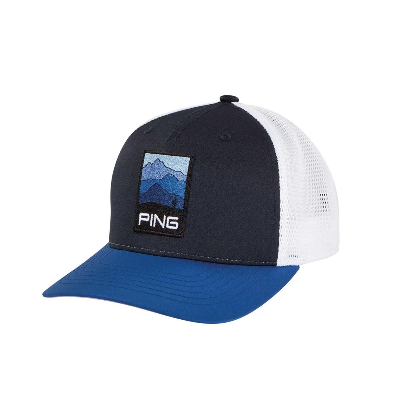 Ping Ping Mountain Patch Cap