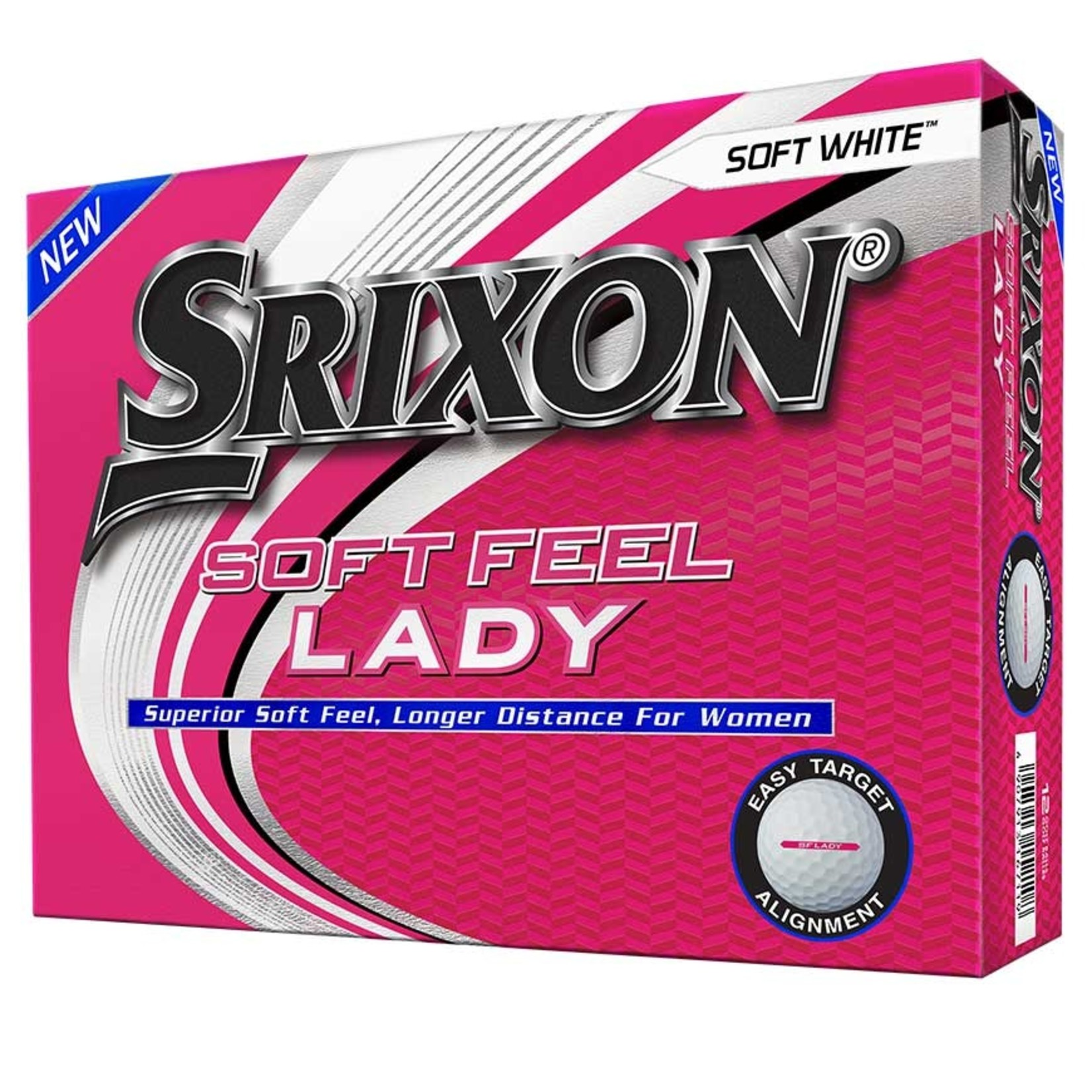 Srixon Srixon Soft Feel Lady 7 Dozen
