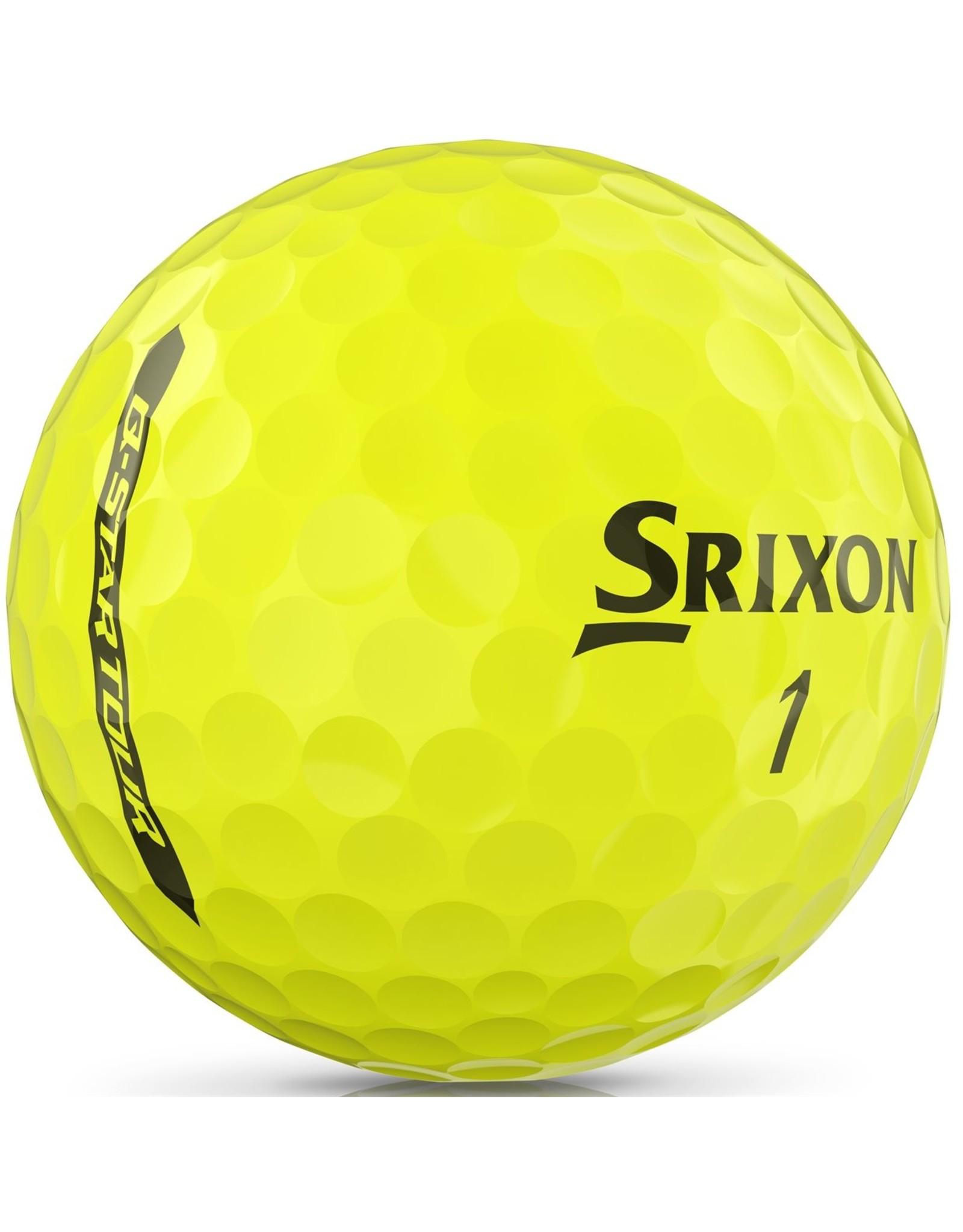 Srixon Srixon Q-Star Tour 3 TYL Dozen