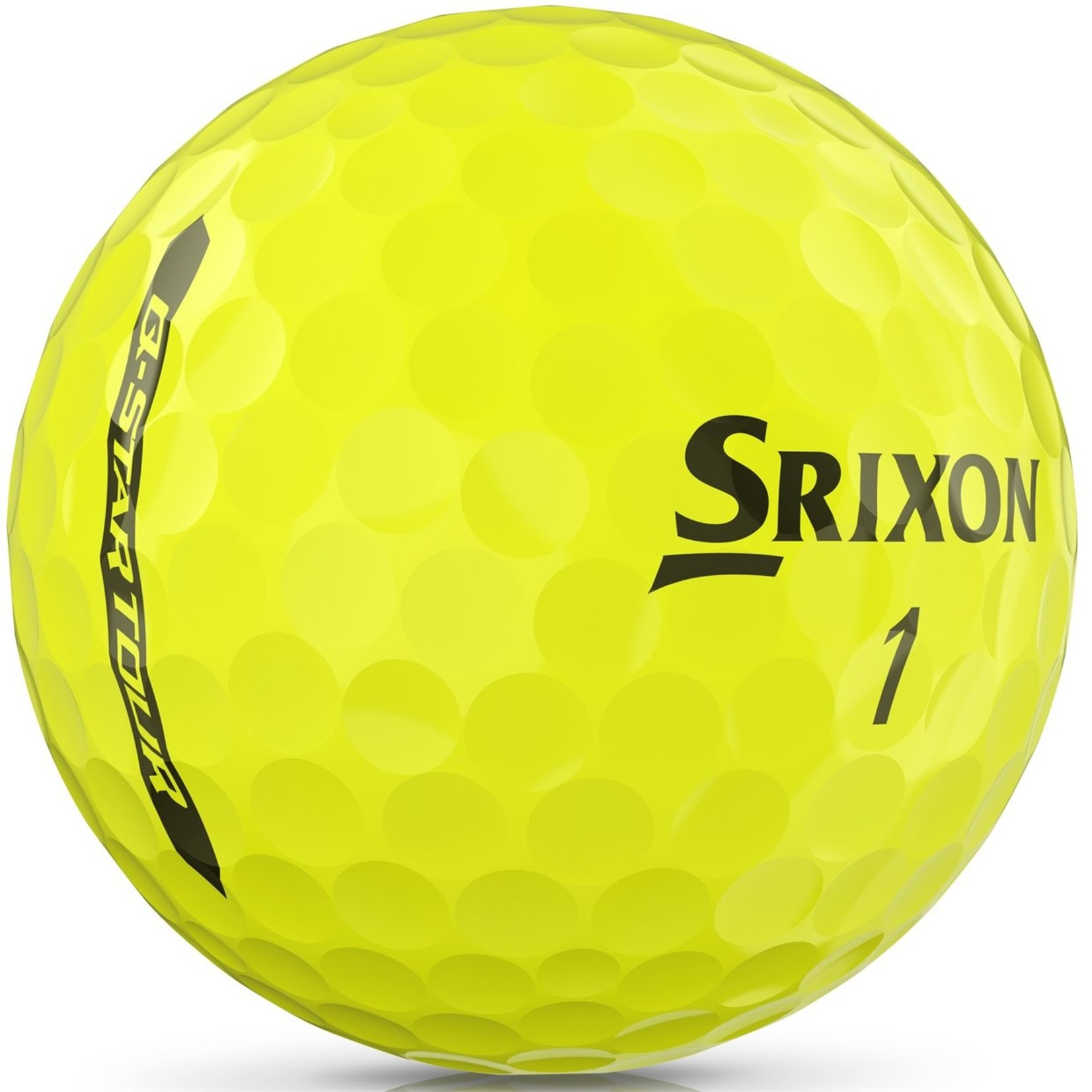 Srixon Srixon Q - Star Tour 3 Yellow Dozen