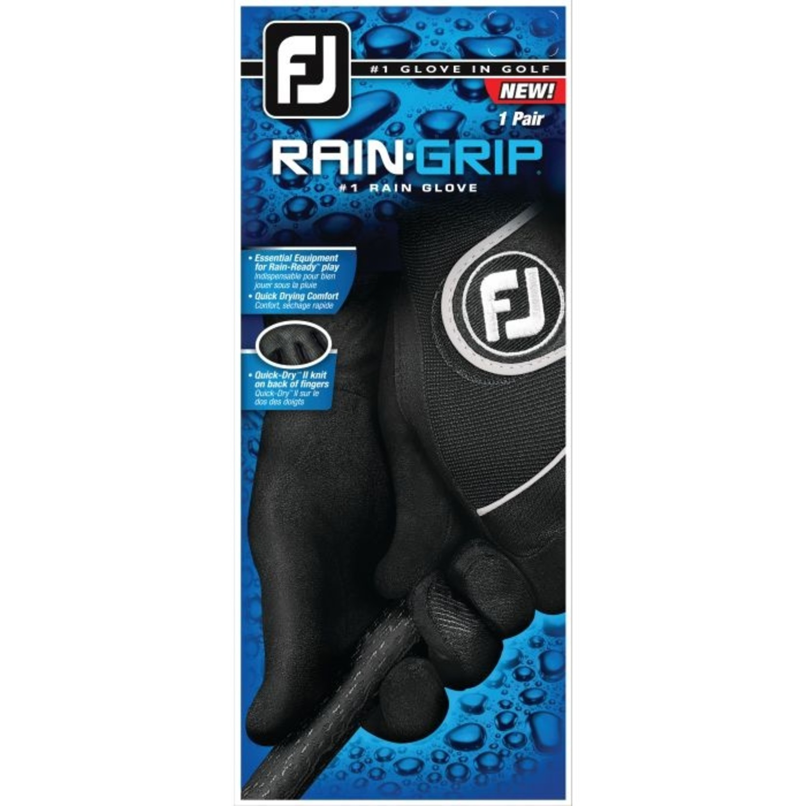 Footjoy FJ Rain Grip Glove