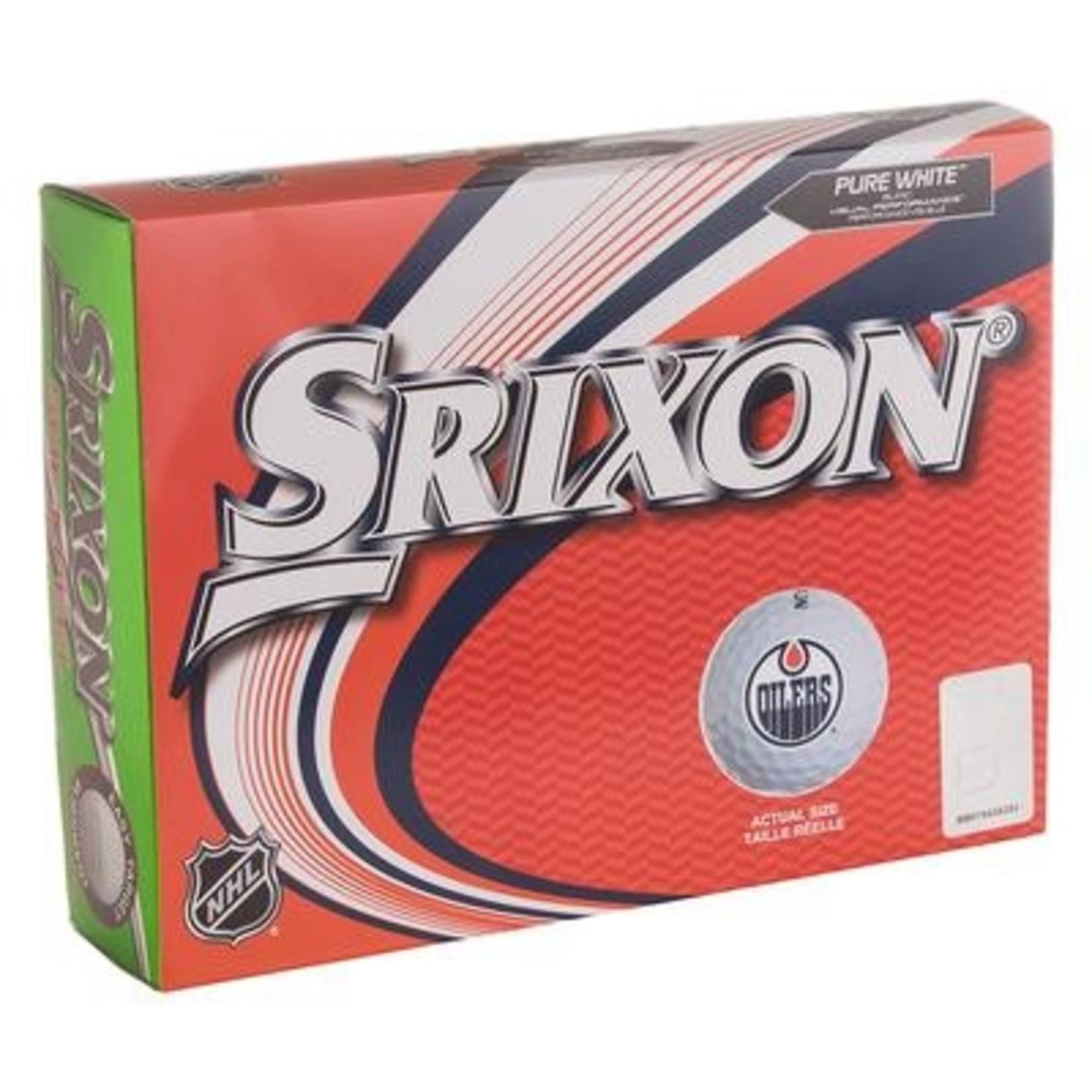 Srixon Srixon Soft Feel NHL Dozen