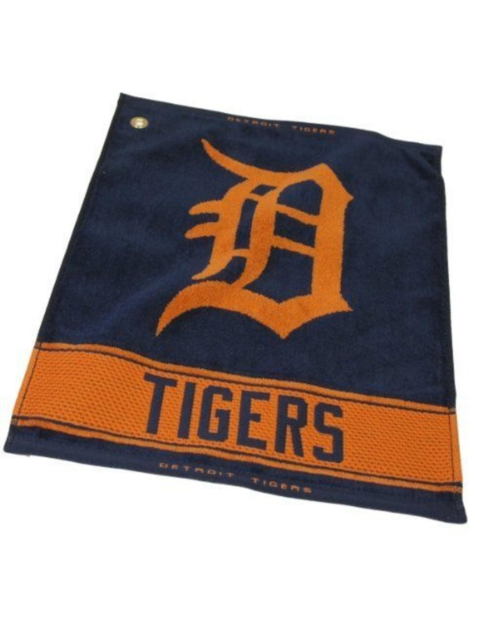 Team Golf MLB Woven Golf Towel