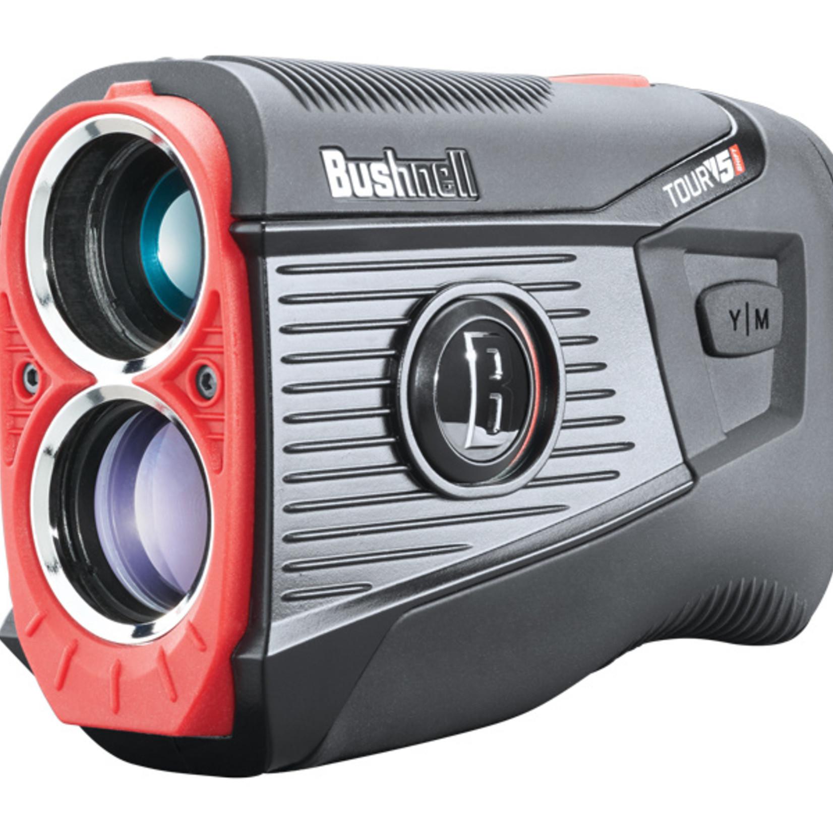 Bushnell Bushnell Tour V5 Shift Range Finder Black Carbon