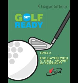 2021 Get Golf Ready Level 2 Wed/Fri May 12,14,19,21 7:00-8:00pm