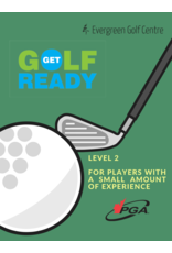 2021 Get Golf Ready Level 2 Wed/Fri June 9,11,16,18 7:00-8:00pm