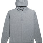 Footjoy FJ  Jersey Fleece Hoodie Grey Medium