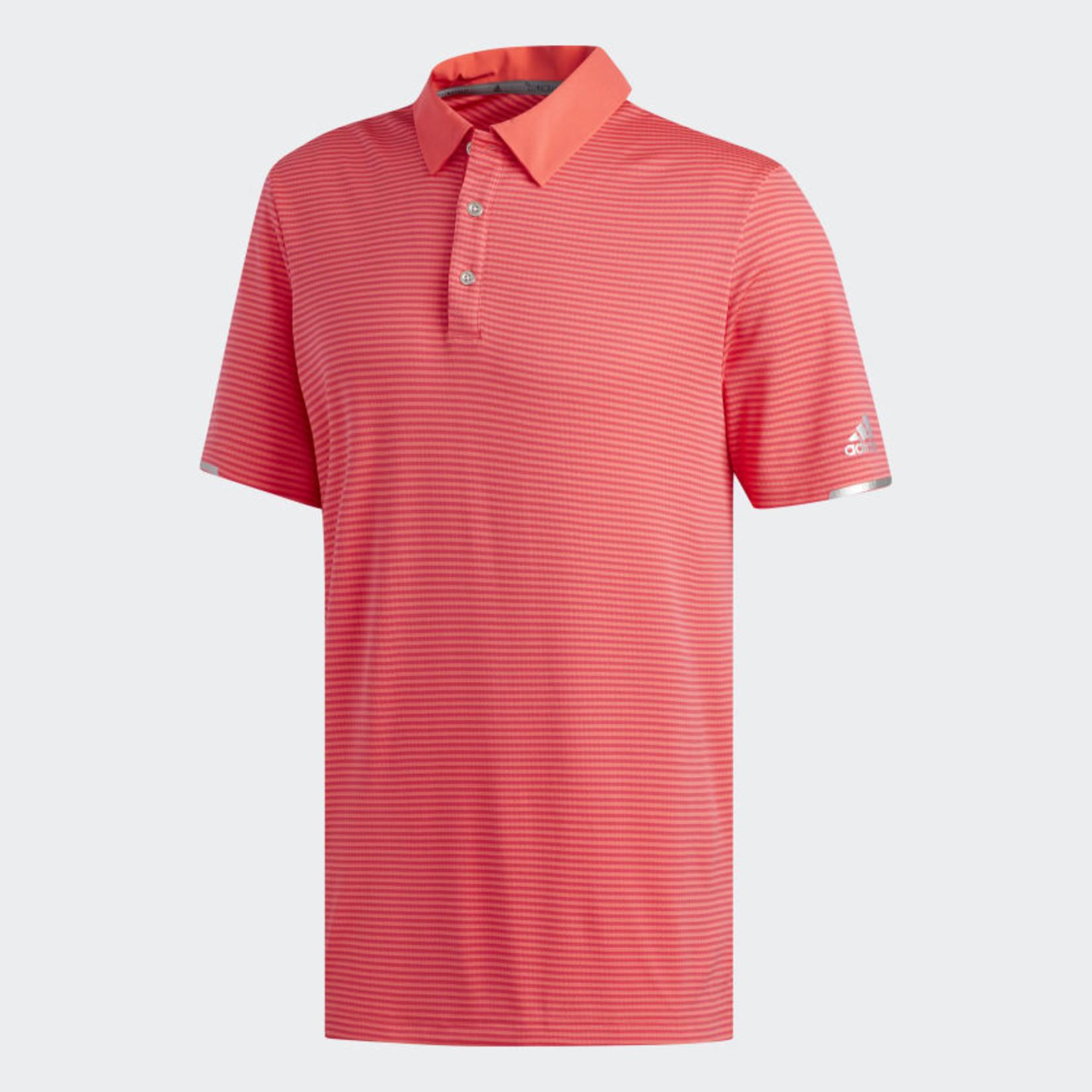 Adidas Adidas Men's Climachill Tonal Stripe Polo