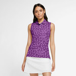 Nike Nike Dri-FIT Wmns Sleeveless Golf Polo (21)