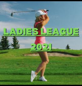 Wednesday Ladies League 2021