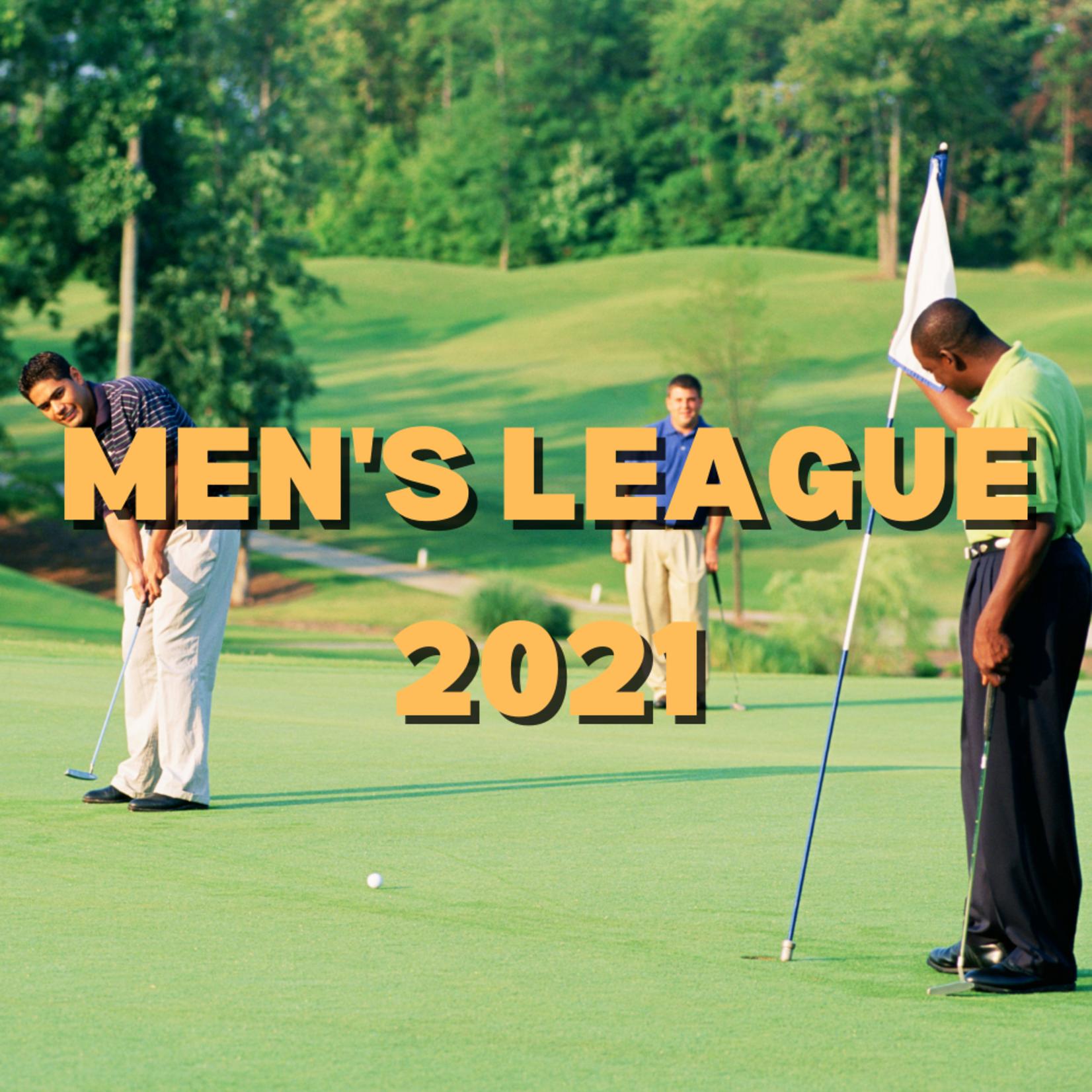 Thursday Men's League 2021
