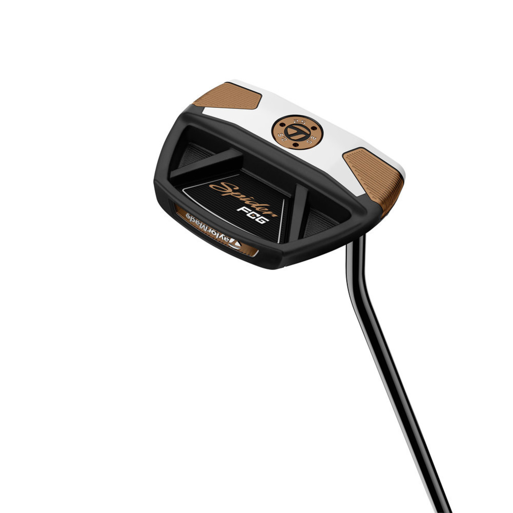 TaylorMade Taylormade Spider FCG Short Slant-Blk/Wht #3