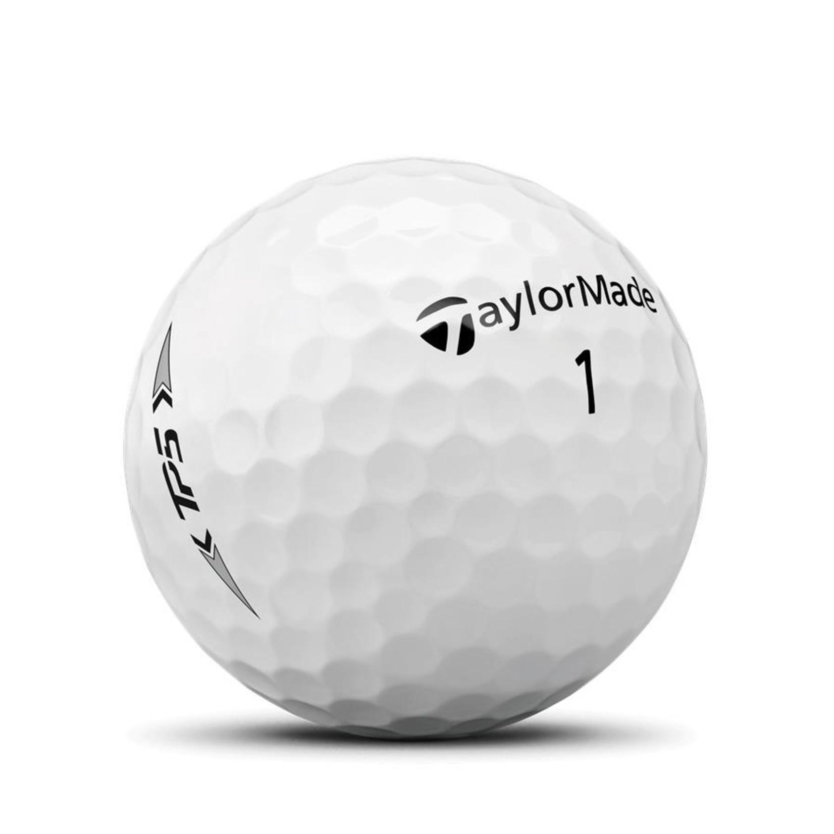 TaylorMade TM21 TP5 Dozen White