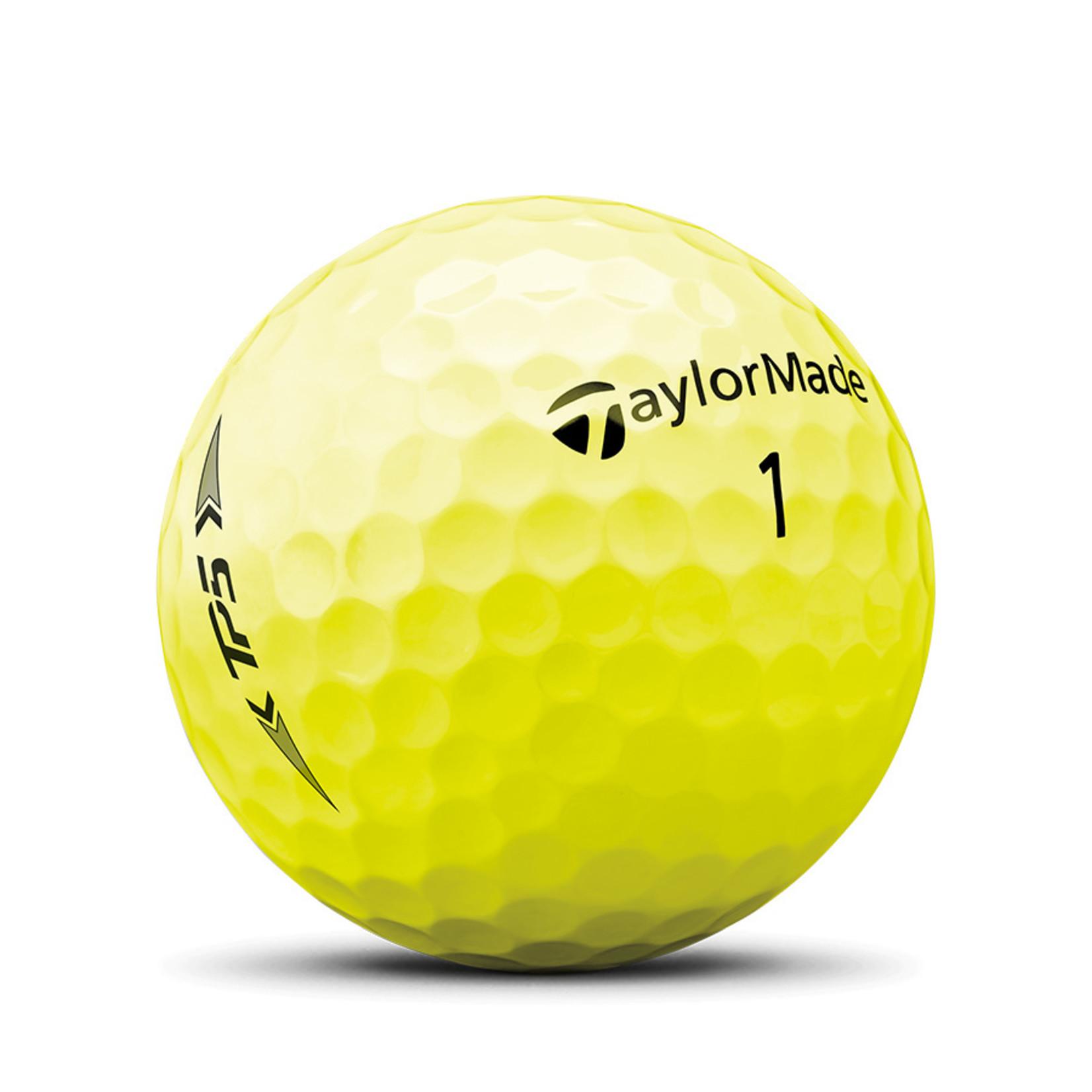 TaylorMade TM21 TP5 Dozen Yellow