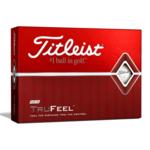 Titleist Titleist TruFeel '21 Dozen White