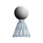 Golfstar Birtee Golf Tees - 1.5""