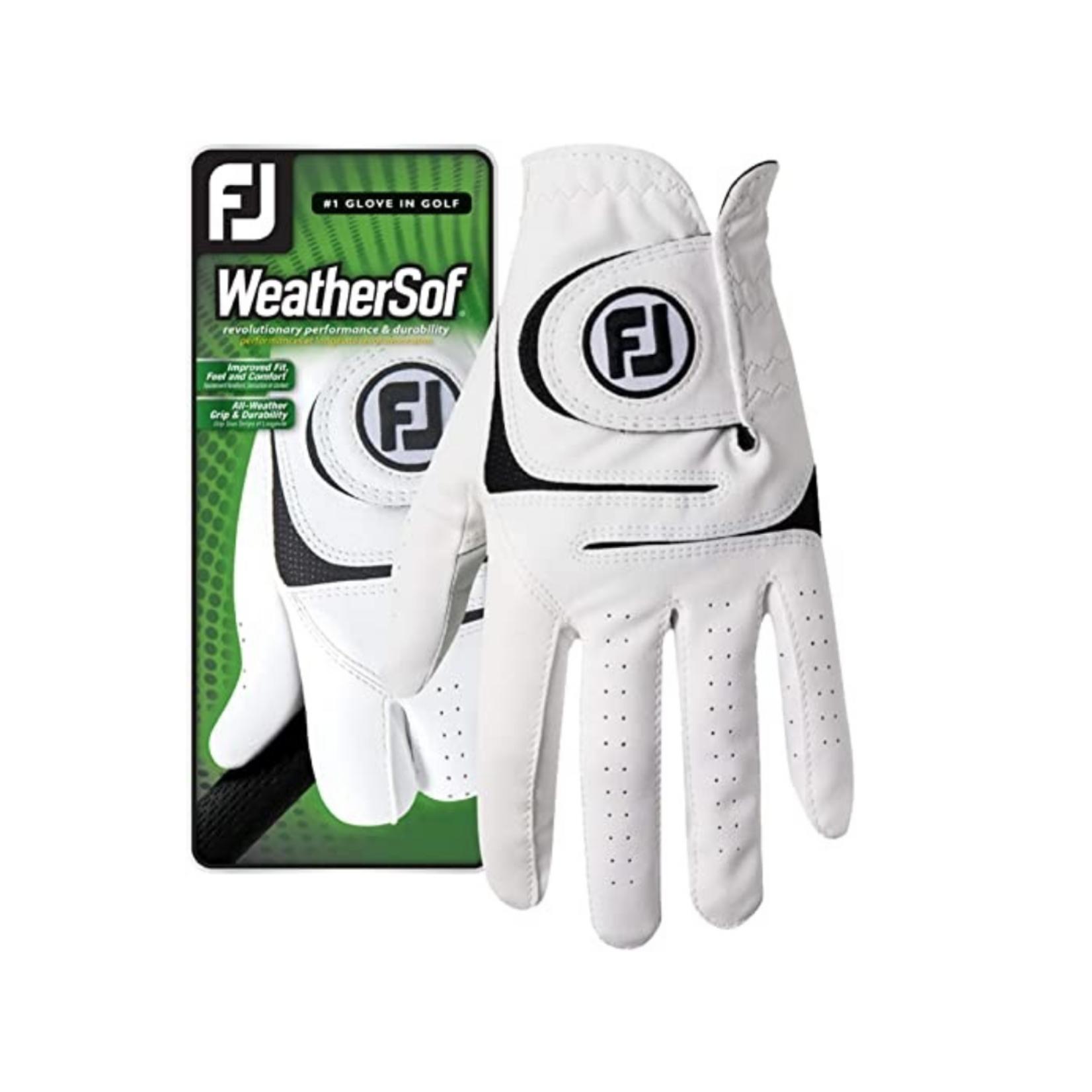 Footjoy FJ WeatherSof Men's Gloves RH