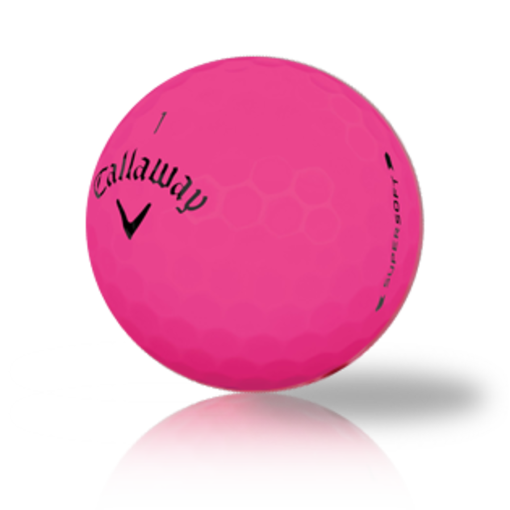 Callaway Callaway Supersoft Pink '21 Dozen