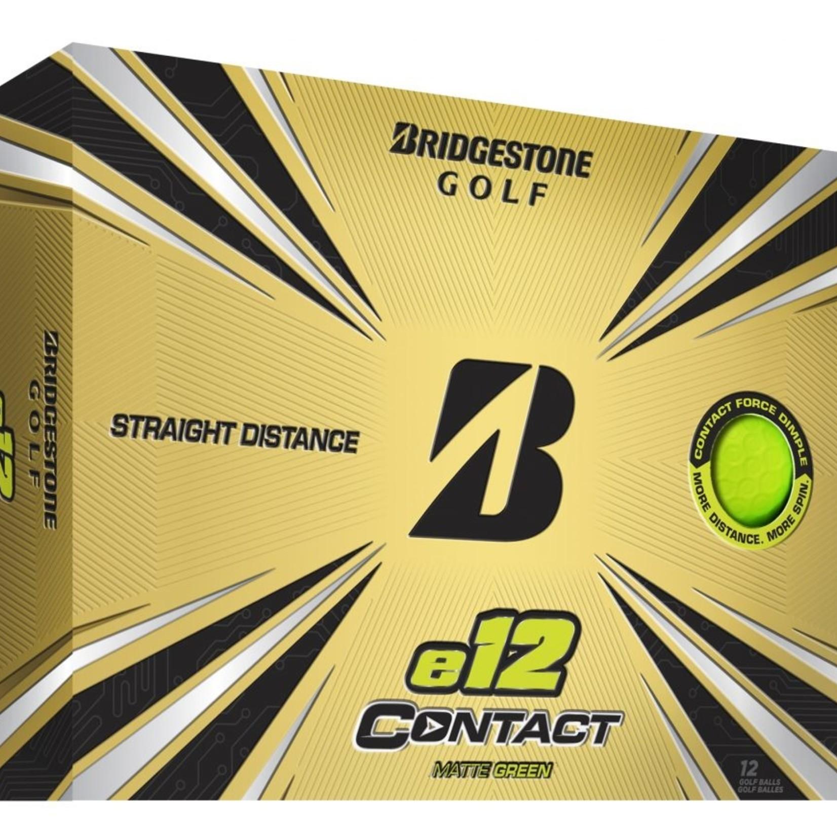 Bridgestone Bridgestone e12 Contact Matte Dozen 21