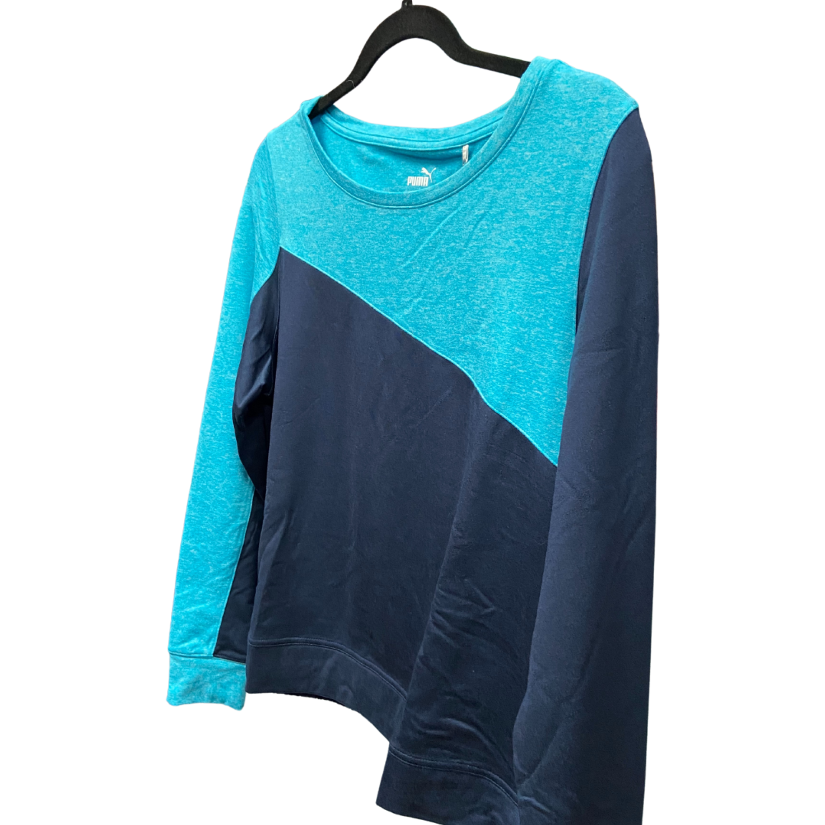 Puma Puma21 Wmns Color Block Crew Neck