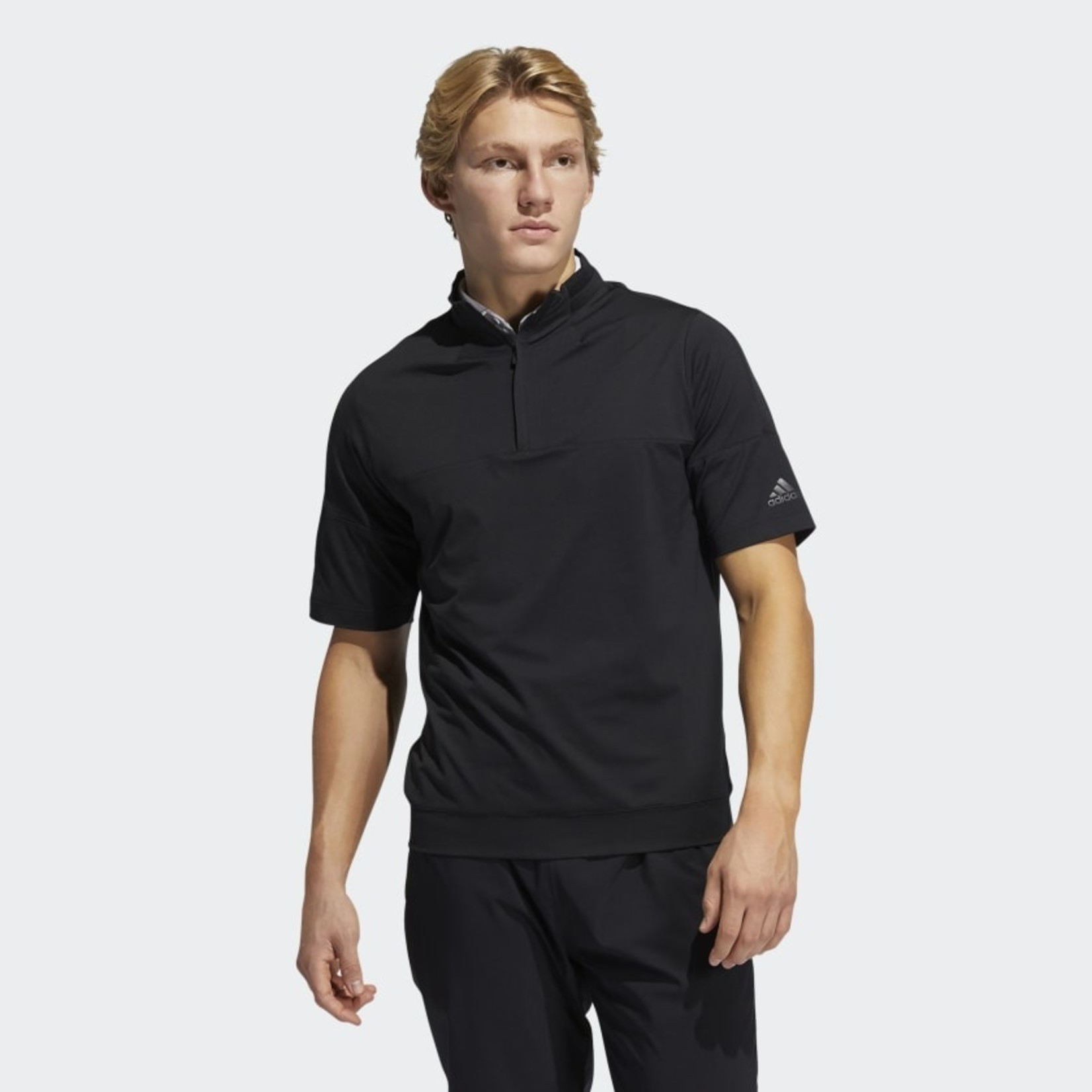 Adidas Adidas Men's Short Sleeve Wind Jacket-21
