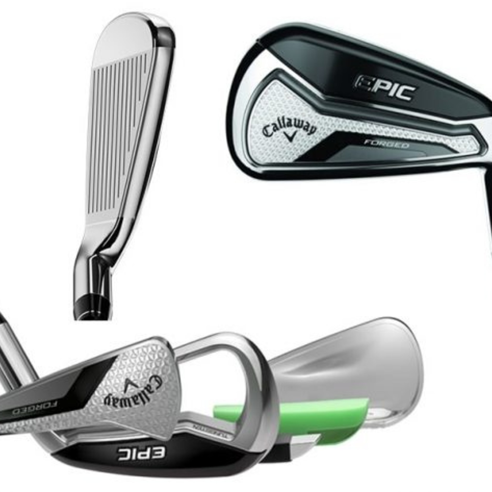 Callaway Callaway Epic Forged Demo Irons 4-PW,AW