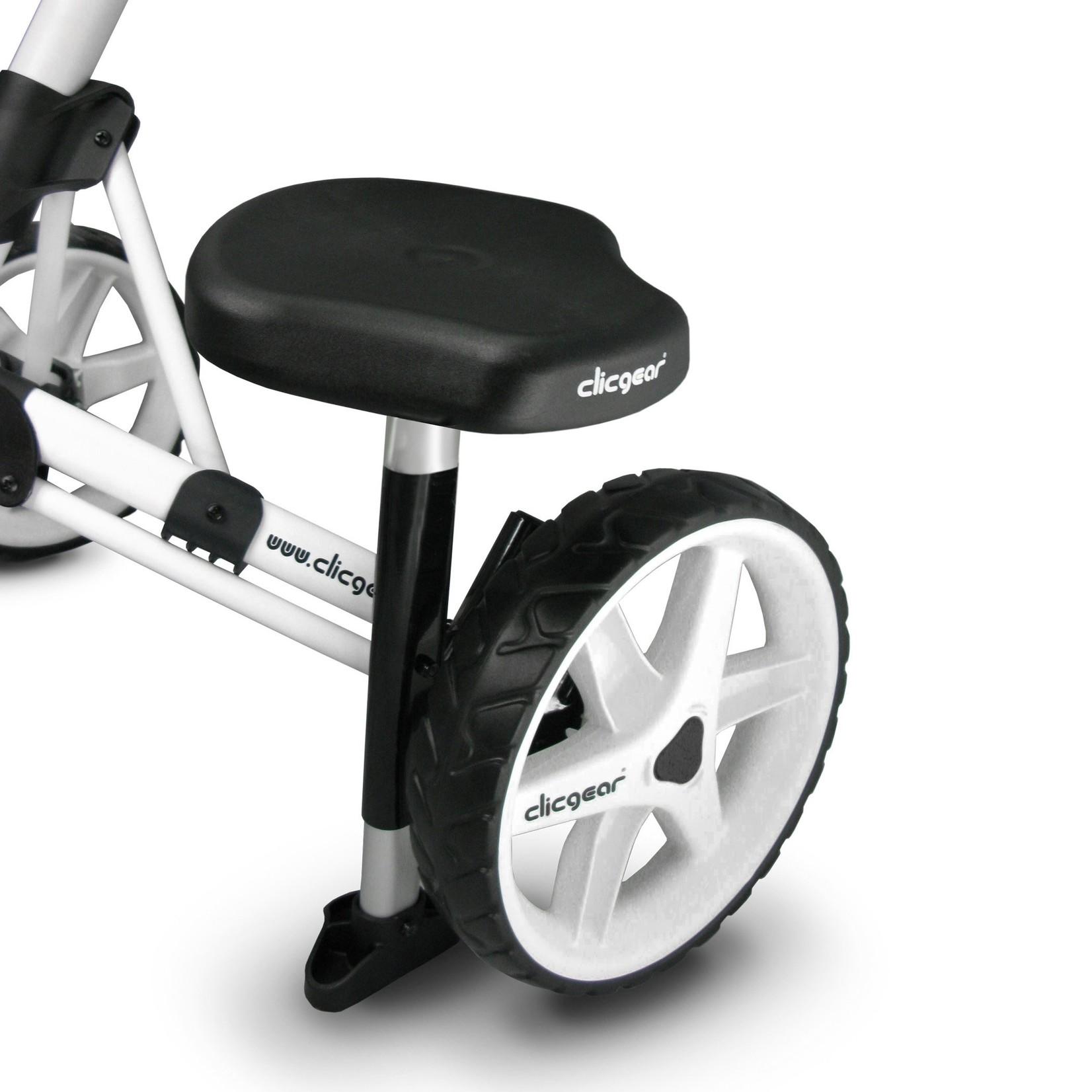 Clicgear Clicgear 3 Wheel Cart Seat CGCS01