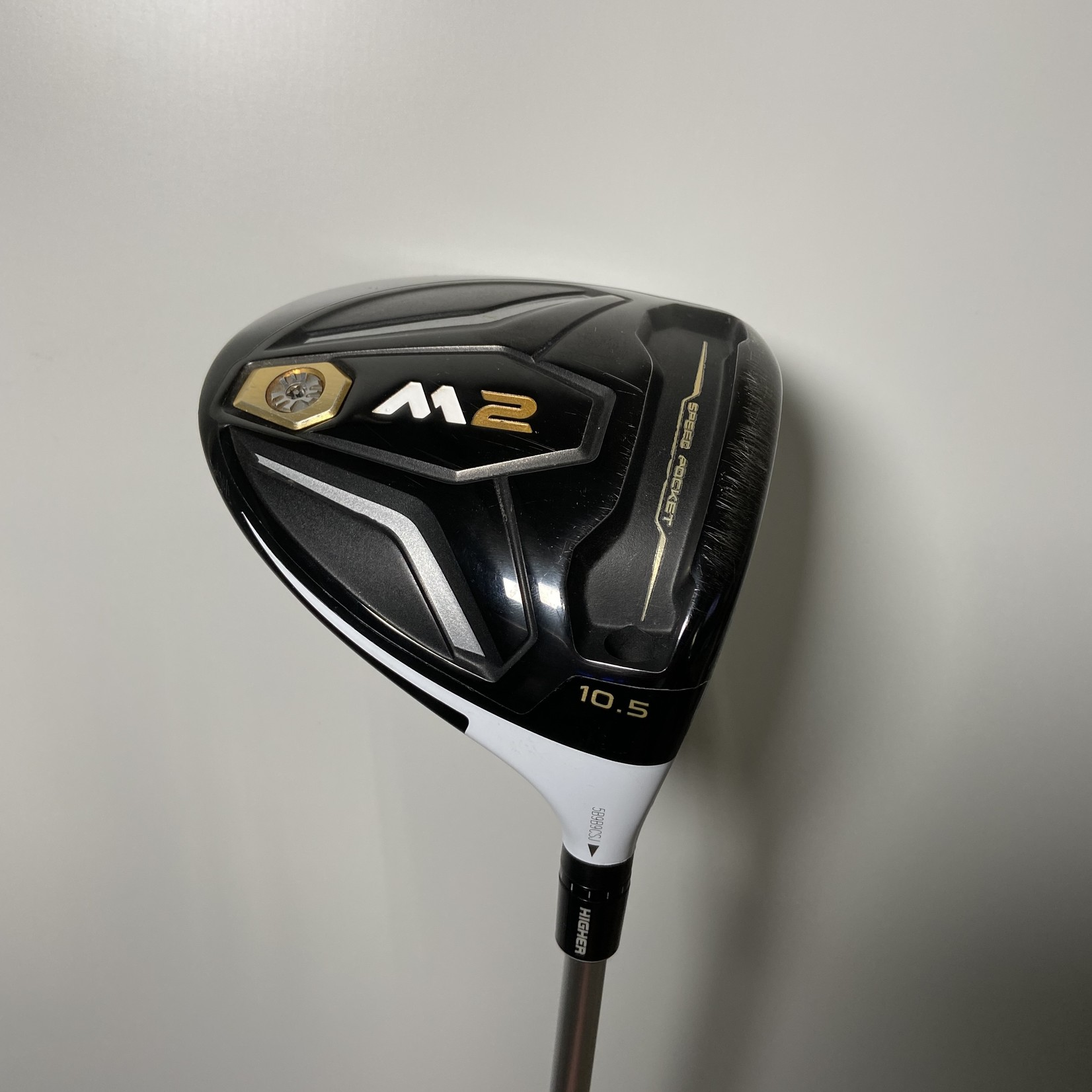 TaylorMade Used Ladies Taylormade M2 Driver RH