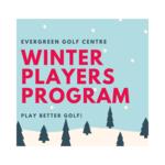 Winter Players Program Tournament Nov 14th - Dec 19th '21
