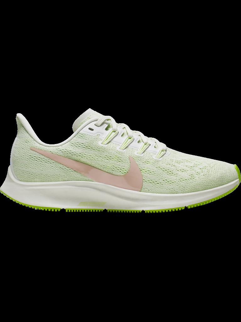 buy online 49b01 47c56 Nike Women's Nike Air Zoom Pegasus 36 - Barely Volt/Spruce Aura