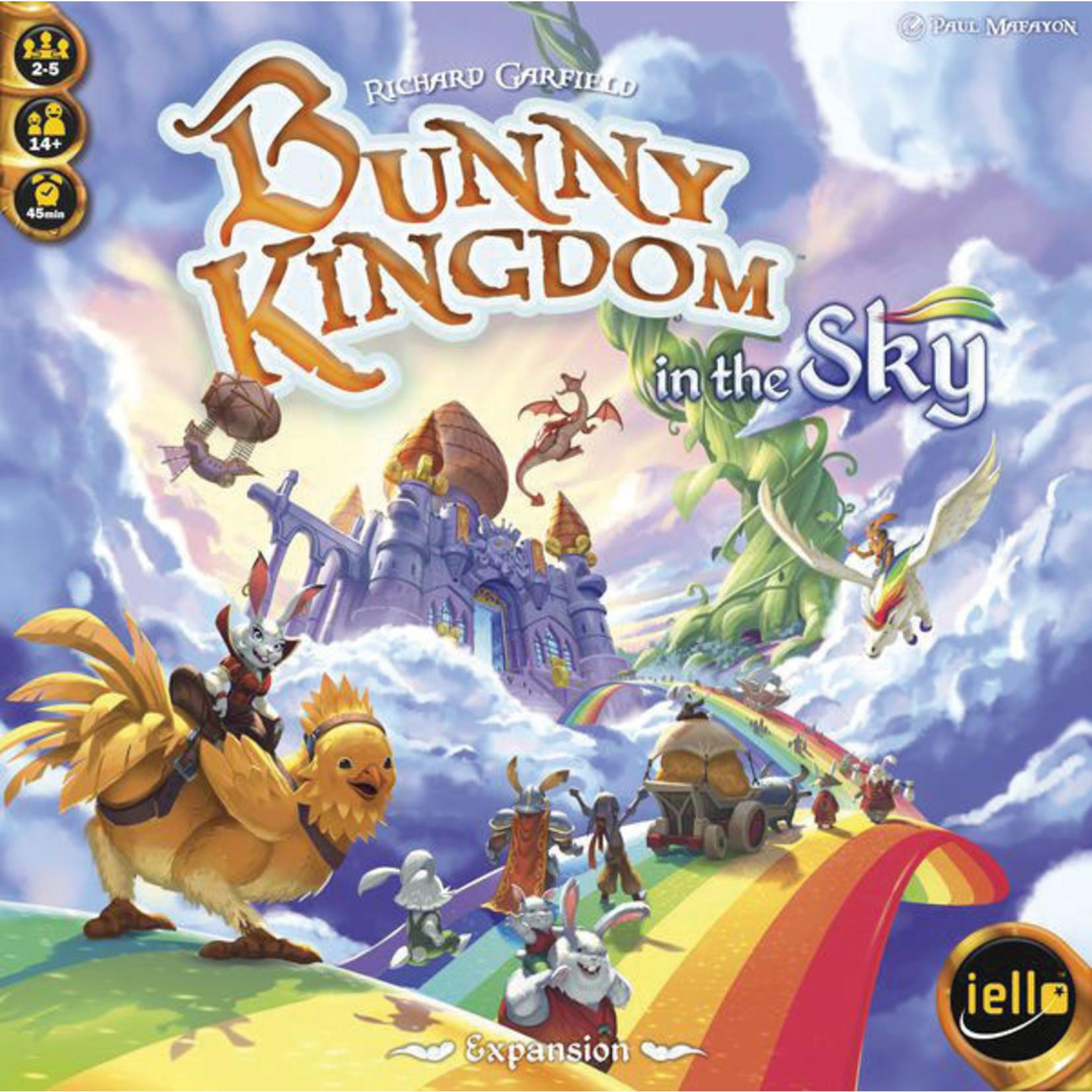 IELLO Bunny Kingdom in the Sky Exp