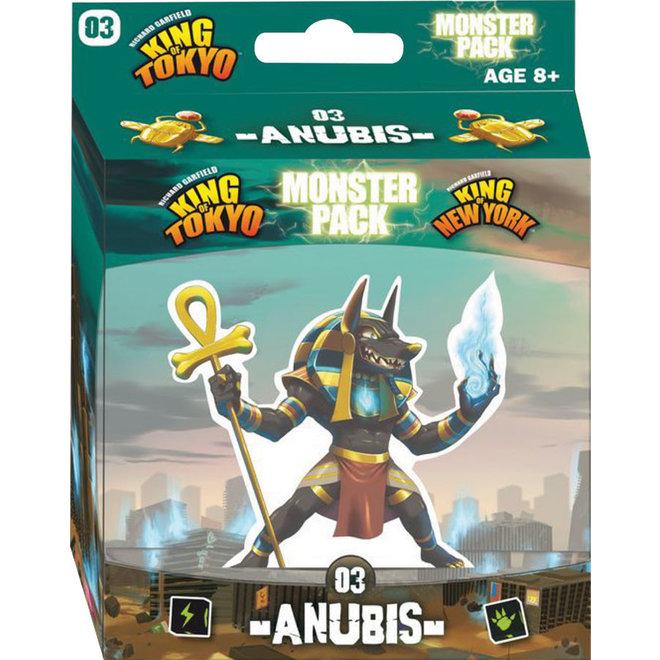King Of Tokyo Monster Pack Anubis