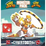 IELLO King Of Tokyo Monster Pack Cybertooth