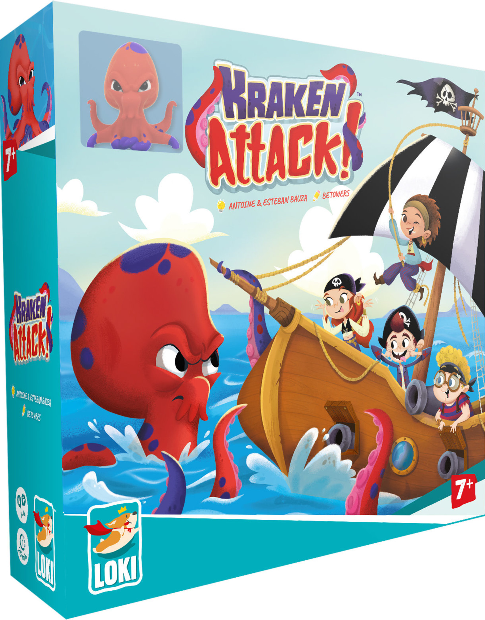 IELLO Kraken Attack